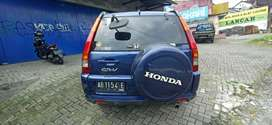 Honda CRV manual langka