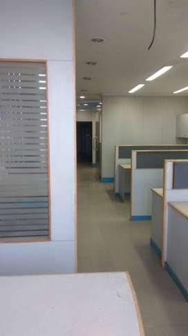Furnished  400 sqft office space on 4th floor at sector - 34, chd