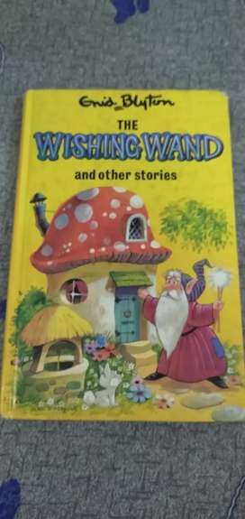 The Wishing Wand and other stories Book for children