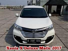 Daihatsu Xenia X Deluxe Matic AT 2017/2018, mbl mulus sprti Baru