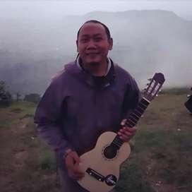 Gitar lele greymusic seri 10
