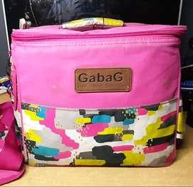 Tas Asi Cooler Bag GabaG [Bonus 2 Ice Gel] - pink
