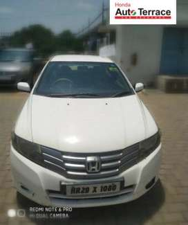 Honda City, 2010, Petrol