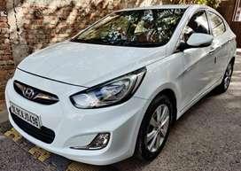 Hyundai Fluidic Verna 1.6 CRDi SX Automatic, 2013, Diesel