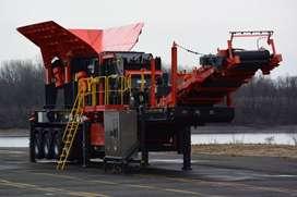Jual Stone Crusher Mobile kapasitas 40 - 150 TPH