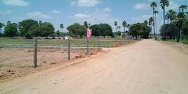 OPEN PLOTS FOR SALE,165 SQ YARDS NEAR RAMOJI FILM CITY