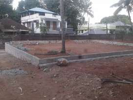 Akkulam, cheruvakkal, 5.5cent, 6.5cent, House plots for sale.
