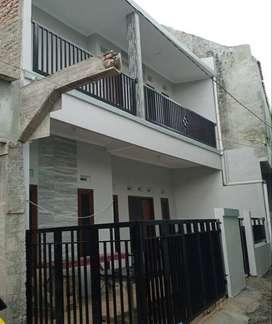 Dijual rumah baru, 2 lantai, siap huni Cibeber, Cimahi Selatan