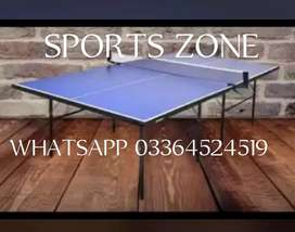 New Table Tennis Table Packed(WHOLESALE PRICE)