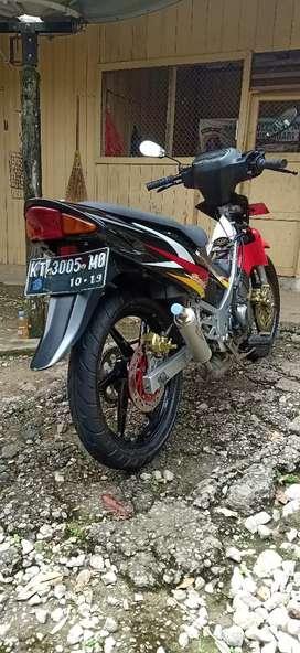 Suzuki Satria Hiu..12 jt nego