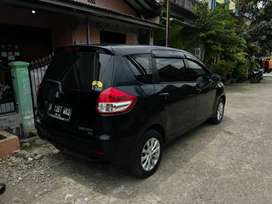 Suzuki Ertiga Tipe GL Manual Tahun 2014 Hitam , 2015 / 2013
