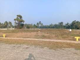 Beach Road Proposed near Open Plots