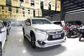 Mitsubishi Pajero Dakar Limited A/T 2017 Putih Mutiara