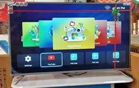 32 इंच स्मार्ट led tv new advance version dolby sound 1year warranty