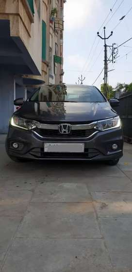 Honda City ZX 2017 Diesel Well Maintained