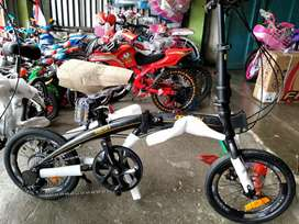 Lipat oddesy size 16 rooster 8 speed 8 frame alloy