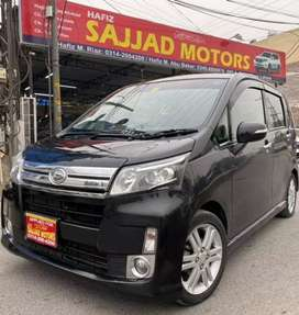 Daihatsu Move Custom RS Turbo Momo Steering Model 2013
