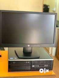 HP Core I5 2nd gen 4gb Ram / 500GB HDD/ 19 Inch led / Full SET DESKTOP