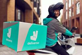 Earn upto 25000 by food delivery in entire delhi