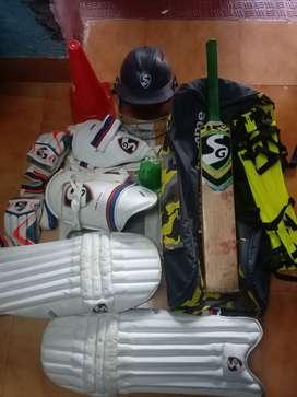 Total  sg cricket kit