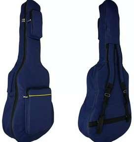 softcase sarung gitar klasik tebal kualitas bagus