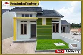 Hunian Subsidi dengan Konsep Minimalis di Rumbai