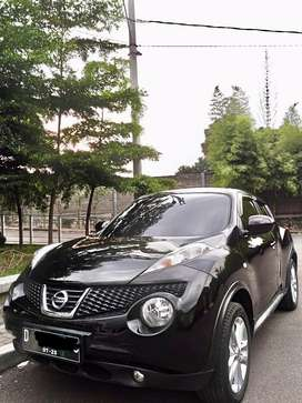 Nissan Juke RX CVT AT 2013 |TTBrio Mirage GrandLivina March Yaris 2011