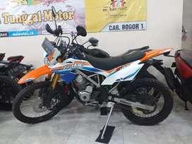 Kawasaki KLX BF SE siap gaassss