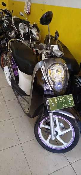 Jual motor bekas Scoopy old