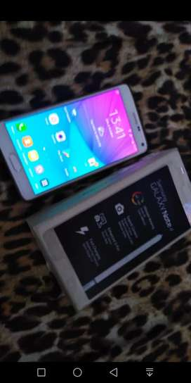 Note 4 samsung First owner with imei matched box
