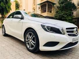 Mercedes-Benz A-Class A 180 CDI Style, 2014, Diesel