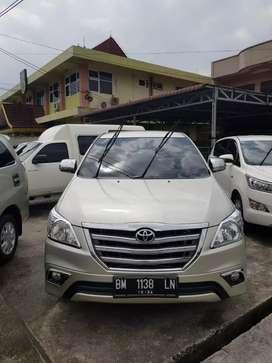 Toyota Kj. Innova G 2.0 M/T 2014