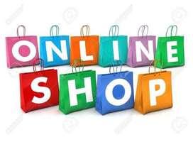 Dicari Admin Online Shop Wanita untuk Marketplace Shopee Dan Lazada
