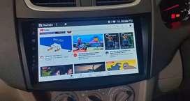Headunit Android Suzuki Ertiga- Fitur Lengkap Maps YouTube Spotify