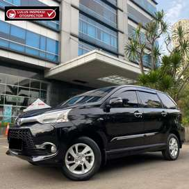 AVANZA 1.3 VELOZ MT 2015 NEW MODEL BLACK #expertcar #mister007
