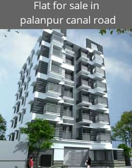 Flat for sale in palanpor canal road surat