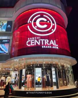 Urgent Requirement Central Mall RANCHI