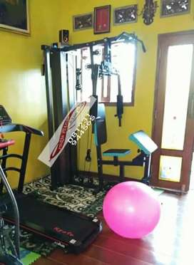 Home gym NEW BEBAN 75kg