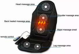 Massage Cushion With Heat Therapy  Back Massager