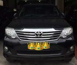 Fortuner g lux matic 2013
