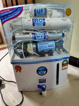 Ro water purifier good condition full working