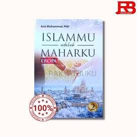 Islamu Adalah Maharku (eropa 2) - Ario Muhammad Original