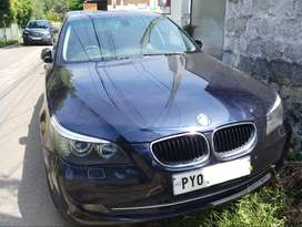 BMW 5 Series 520d Luxury Line, 2010, Diesel