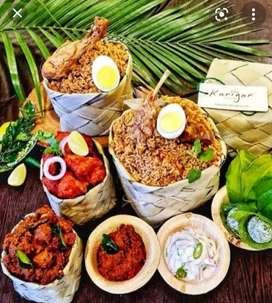 Rhena+Khana chicken ka karigar chaye
