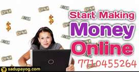 Just Complete typing projects earn money