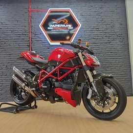 Ducati Streetfighter 848 Nik 2012 Fullpart Carbon Imperium motosport