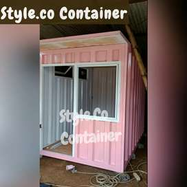 BOOTH CONTAINER CUSTOM | CONTAINER USAHA KULINER | CONTAINER CAFE