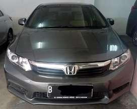 (Tunai) Matic 2012 Desember All New Honda Civic Tgn1 Nama Pribadi