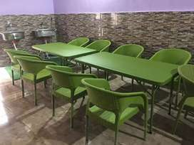 CELLO BRAND DINNING TABLE & CHAIR