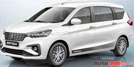 Maruti Suzuki Ertiga 2021 CNG & Hybrids 13500 Km Driven